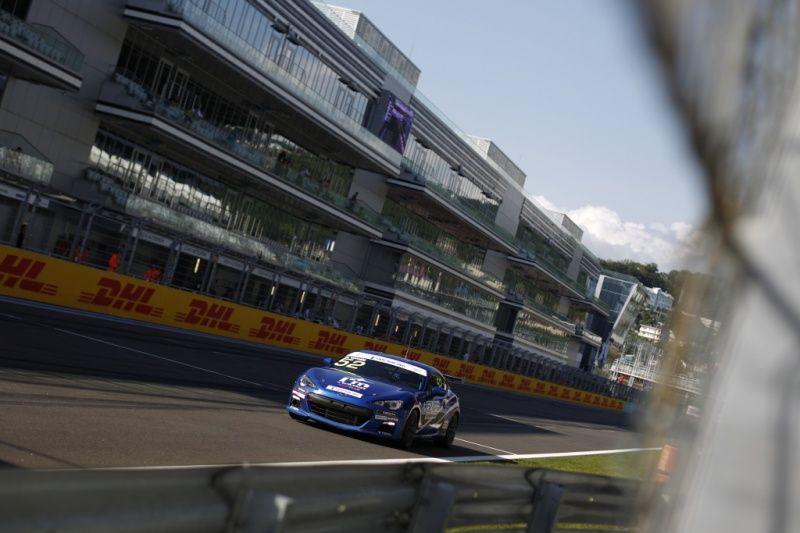 Команда Subaru на четвертом этапе РСКГ